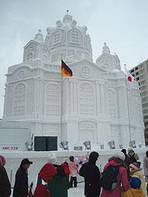 札幌雪まつり 北海道を代表する世界的な祭典です