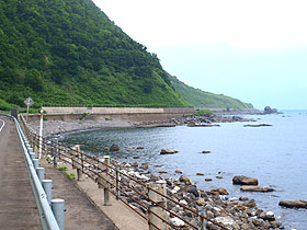 北海道 風の街 寿都 なまたきしらす