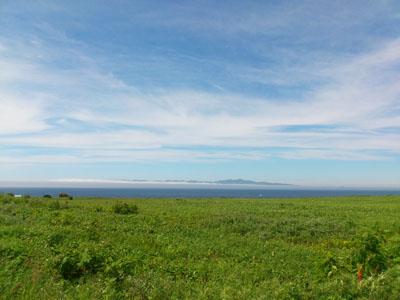 北海道グルメ彩都 スタッフ日誌 利尻島へ行ってまいりました♪