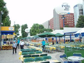 北海道グルメ彩都 スタッフ日誌 さっぽろ大通公園ビアガーデン